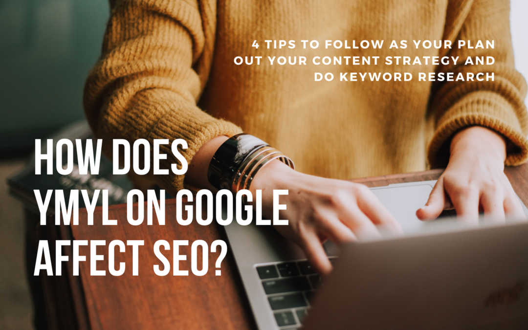 How Does YMYL Affect SEO?