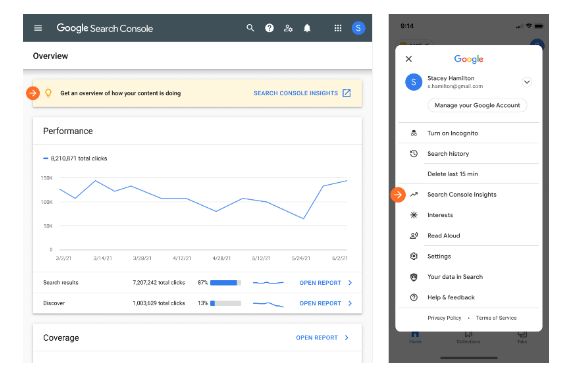 HOW TO TAKE ADVANTAGE OF THE GOOGLE PAGE EXPERIENCE UPDATE